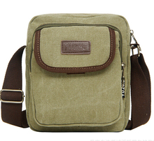 New Fashion Men Messenger Bags Sport Canvas Male Shoulder Bag Casual Outdoor Travel Hiking Military Messenger Bag