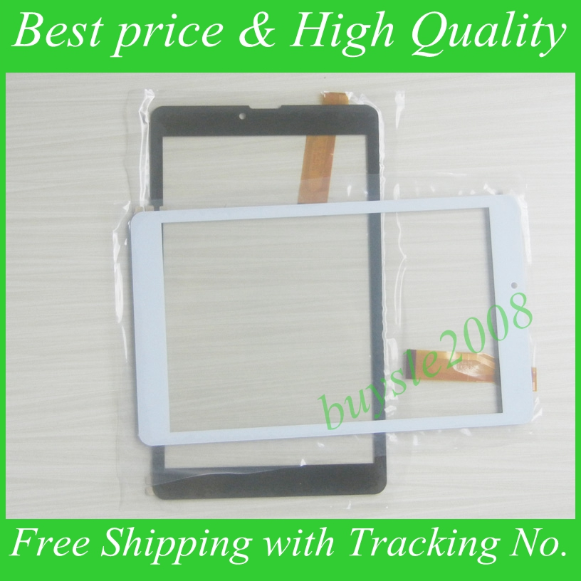 White/Black New Capacitive touch screen panel For HSCTP-826-8-V0 Tablet Digitizer Sensor Free Shipping