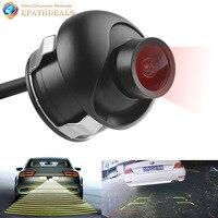 E319 Alta Qualità Night Vision Car Rear view Camera Auto Vehicle Reverse Backup Telecamera di Retromarcia 170 Gradi per la Sicurezza di Parcheggio