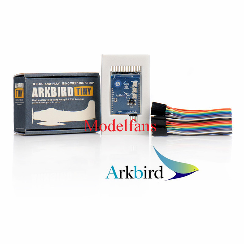 Arkbird Tiny Flight controller Stabilization System for FPV and 3D Airplanes (Auto Level)