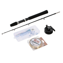 Fishing Rod Reel Combo with Fishing Accessories
