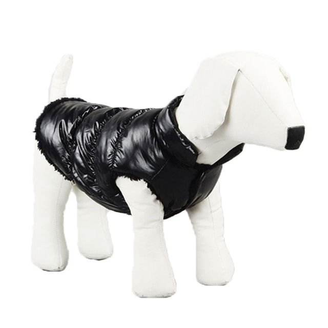 Pet Dog Clothes for Dogs Winter Warm Cotton Thickening Dog Coat Jacket For Dogs Clothes Chihuahua Poodle York Puppy Outfit 30