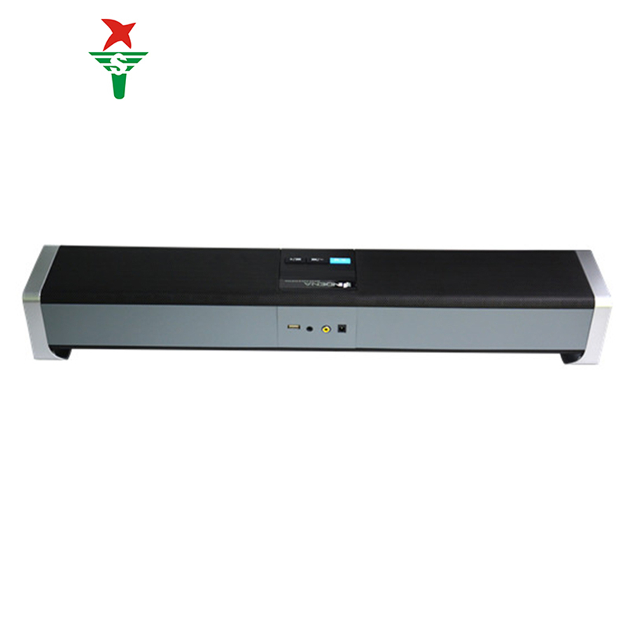 Wireless Soundbar with subwoofers HD Audio Remote Control Bluetooth Speaker Stereo Soundbar FM Radio USB Bluetooth Speakers