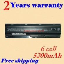 JIGU Laptop Batteries FOR HP Compaq MU06 MU09 CQ42 CQ32 G62 G72 G42 593553-001 DM4 6 Cells 593554-001 ( X10-01 )