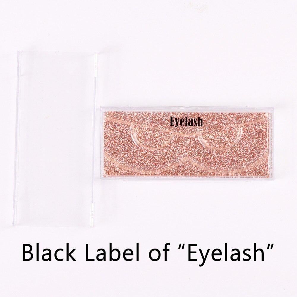 Индивидуальные раздвижные чехол для клиентам профессиональные Услуги для Private Label штамп на ресницы случаях (настроить ресниц случае)
