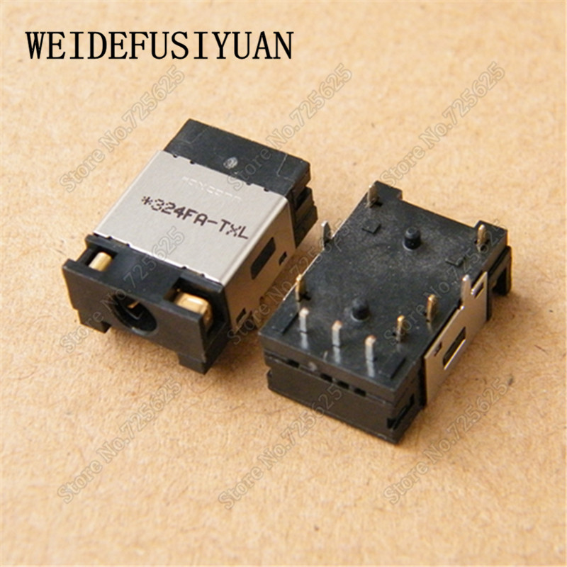 3.5mm Audio Jack Headphone Microphone Socket for LENOVO Y50-70 for Dell XPS 15 L501X L502X 17 L702X