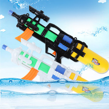 Pneumatic Water Gun 66CM Summer Shooting Childrens Toy Scenic Area Drifting Pull