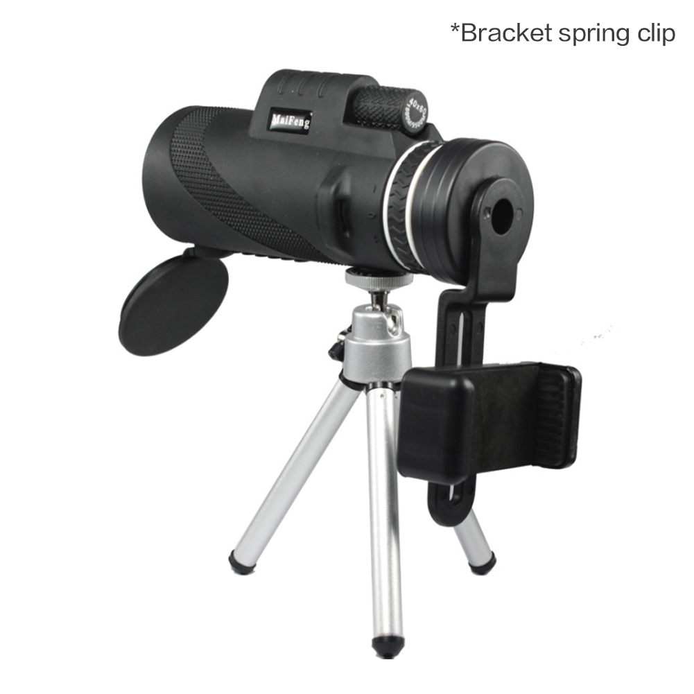 Monocular Powerful Binoculars Zoom High Quality Large Portable Telescope Night Vision Military HD Professional Hunting(China)