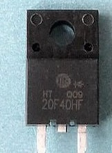 Si  Tai&SH    20F40HF  20A 400V TO-220F  integrated circuit