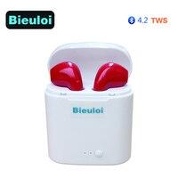 אוזניית bluetooth האלחוטית טובה אוזניות מיני אוזניית bluetooth עבור iPhone אנדרואיד
