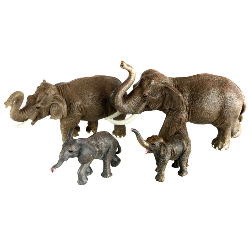 Toys For Elephant : Online buy wholesale plastic elephants from china