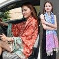 P2017 весной новые богатые этнические Лицзян кешью жаккардовые шарф шарфы оптовых производителей многоцветной дополнительно