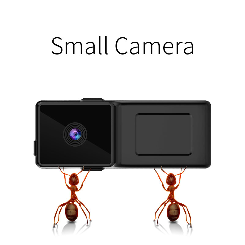 Small Minicam 1080p full hd Mini Camera Night Vision IR-CUT Micro Camcorder Audio Video Recorder Secret Action Camera DV Cam DVR