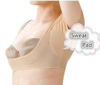 2 In 1 Built In Armpit Sweat Pad Perfume Vest Corset Sweat Absorbent Deodorant Cincher Vest