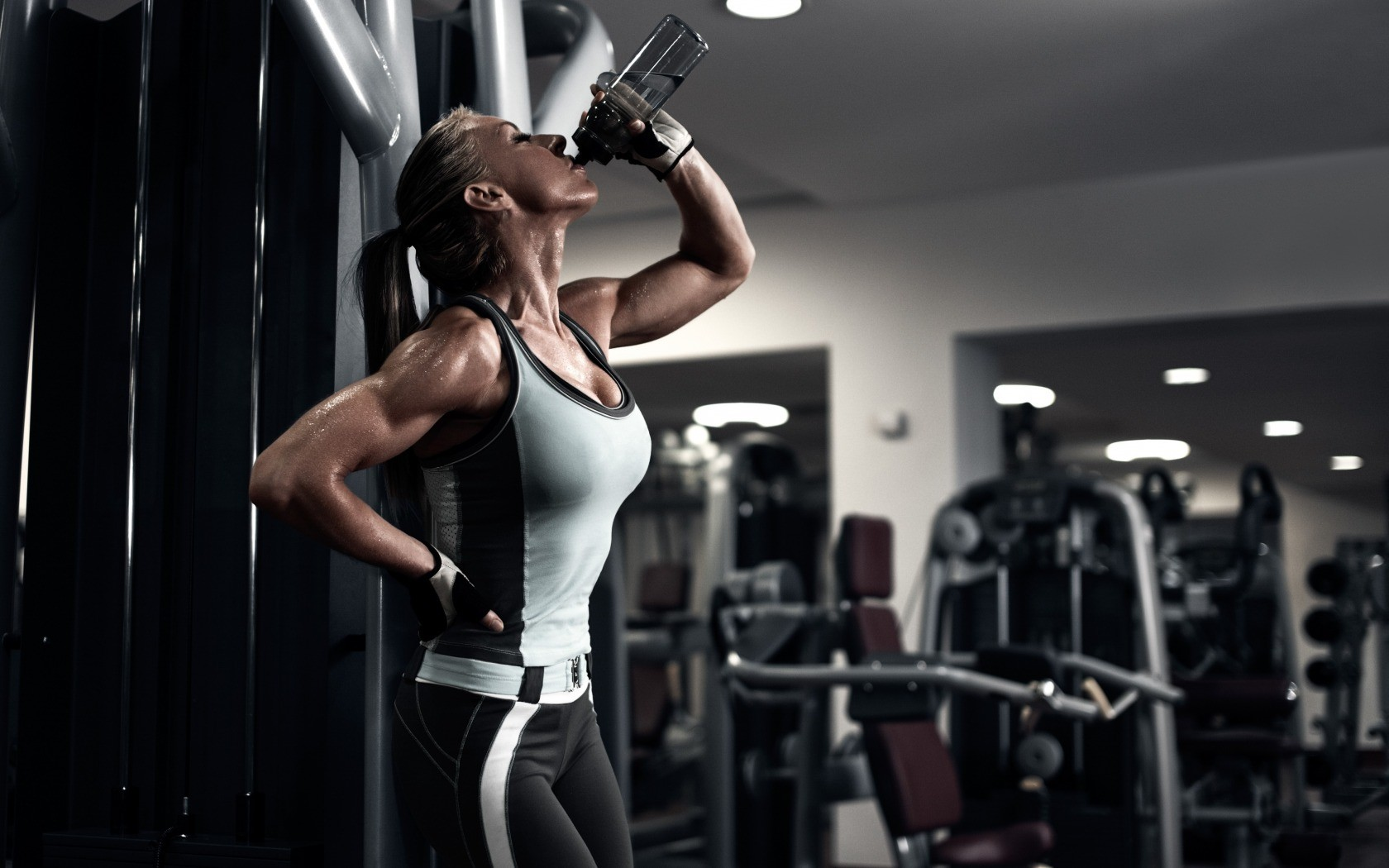 Male And Female Fitness Images