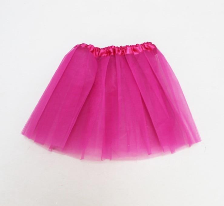 Fuchsia Pink TUTU Multi Layered SKIRT KIDS GIRLS Infant Toddler GIRLS Dress-up