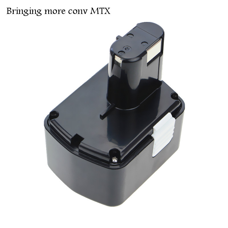 US $24 75 24% OFF|NEW Power Tool Battery for Hitachi 14 4V 3000mAh NI MH  Rechargeable for DS14DVF3 EB1414S EB1412S, EB1414, EB1414L,, CJ14DL-in