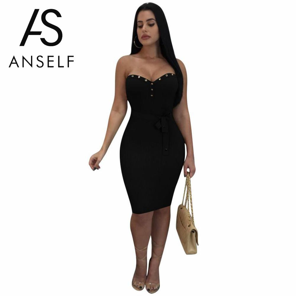 33f7ef86294 Buy tube strapless dress and get free shipping on AliExpress.com