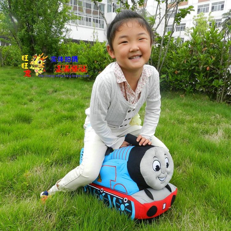 ФОТО stuffed 40x35 cm Thomas train plush toy doll great gift w550