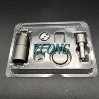 095000-8650 Injector De Combustível 23670-30370 23670-30240 Kits de Reparo 23670-0L070 2KD-FTV DLLA155P1062 Bico para Toyota Hiace
