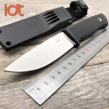 LDT F1 Fixed Blade Knife VG10 Blade ABS Handle Camping Survival Knife Outdoor Hunting Knives Pocket Tool hx outdoor fixed blade straight knife rosewood handle 5cr15mov blade knife camping hand tool survival hunting knives