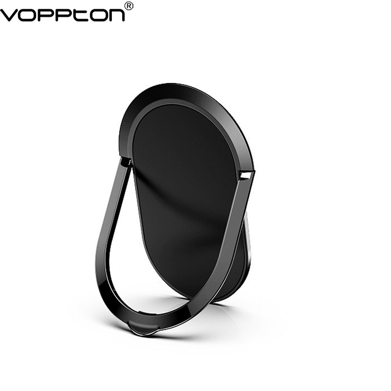 Ultra Thin Universal Finger Ring Holder For Samsung Huawei Desktop Mobile Phone Bracket Stand Suitable For Car Magnet Holder