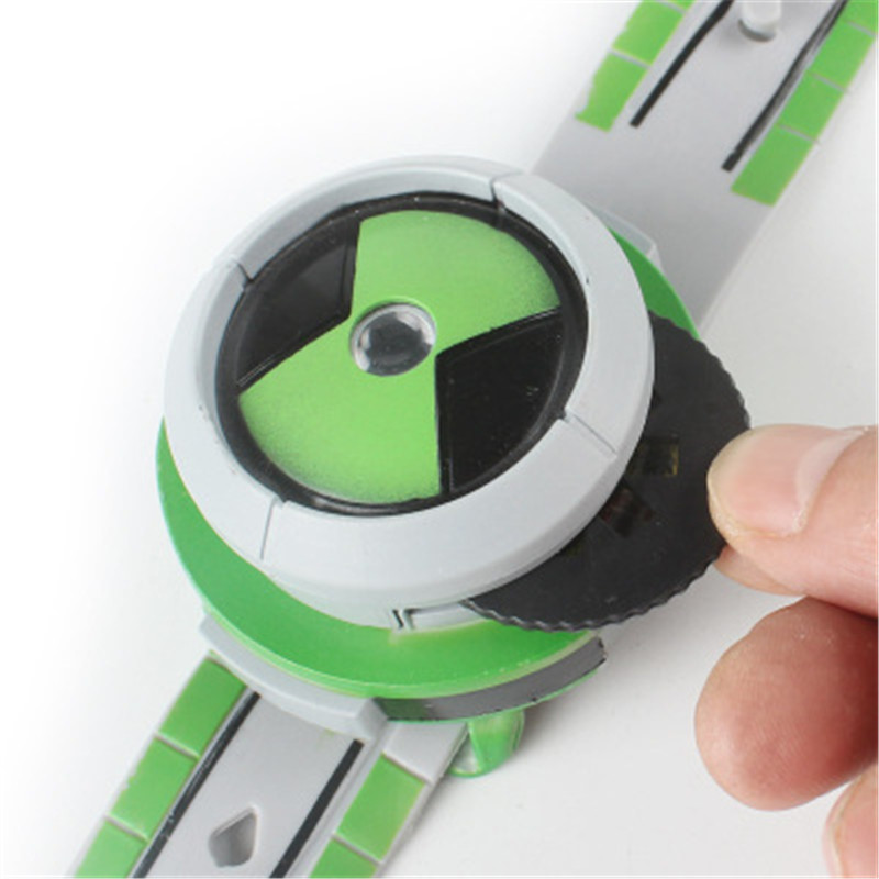 Ben 10 Omnitrix Watch Toys Online -