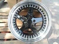 18x9.5J Wheel Rims 5*120 72.56 ET35 Fit 1Series 3Series 5Series 6Series 7Series X1 X3 X5 Z3 Z4