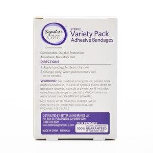 Image 5 - 90 PCS/3 Scatole di Variety Pack Bende Adesive Sterili di Primo Soccorso Formati Assortiti Farfalla Adesivo