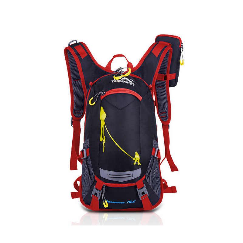352366fb5082 Waterproof Ultralight Outdoor Motorcycle Cycling Backpack Bag Bike  Backpacks for Travel Mountaineering Bags