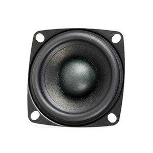 Image 4 - Tenghong 2pcs 2 Inch 4/8 אוהם 15W טרבל Mediant בס מלא טווח רמקולים סטריאו רמקול עבור קולנוע ביתי DIY