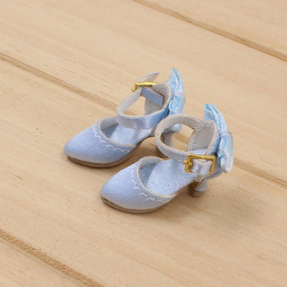 Neo Blythe Doll Vintage High Heels Shoes 5