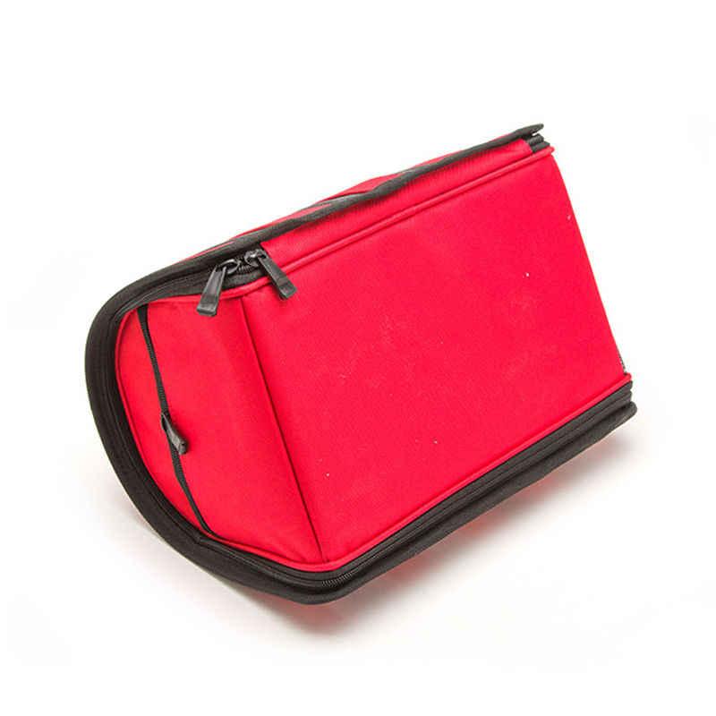 Открытый Портативный Путешествия питомца нейлоновая полоса дышащая красочная щенок собака легко носить с собой сумка S-L