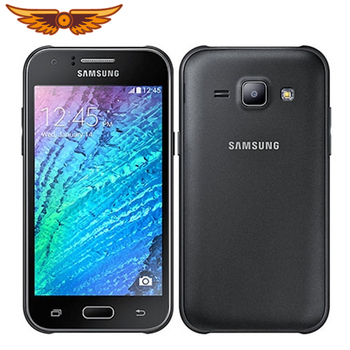 Original Unlocked Samsung Galaxy J1 J100F 4.3 Inches Dual Core 4Gb Rom 5Mp Camera Dual Sim Android Mobile Phone Refly Original/hoodmat.com
