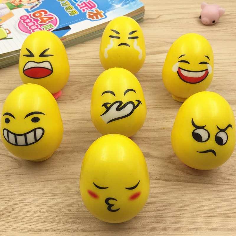 Toy Doll Decompression Random Baby Tumbler Gadgets Gifts Prize Children Students 1pcs