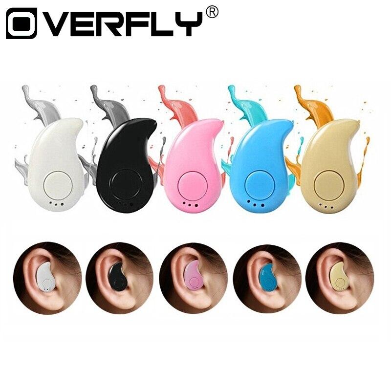 Sobrevuelan S530 Auricular Bluetooth Mini Wireless Stereo Music Auricular Bluetooth Headset Auriculares Manos Libres Micrófono Para Xiaomi