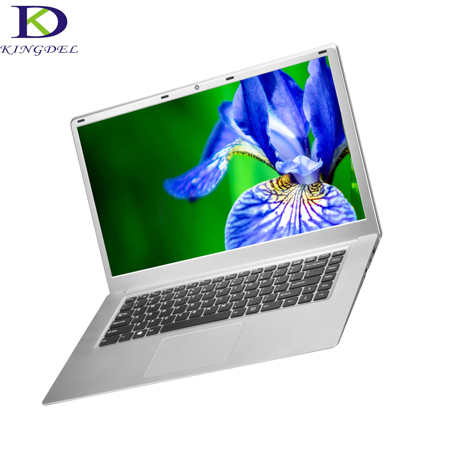 15.6Quad Core Ultrabook Computer Intel Celeron N3450 Intel HD Graphics 500 with RJ45 6G  ...