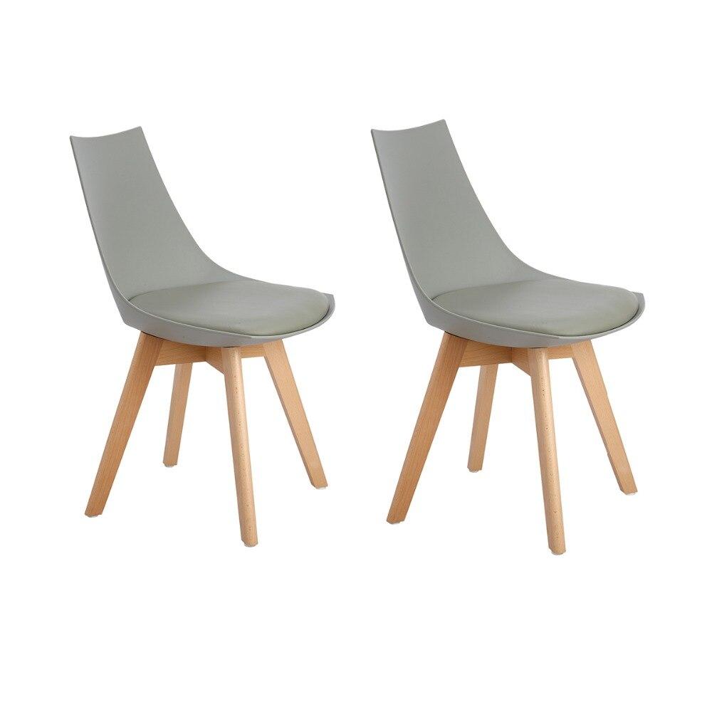 4 piece outdoor furniture set grey