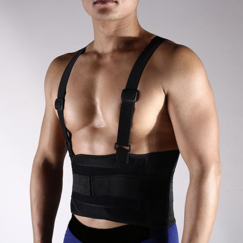 New Men's Slimming Belt Body Shaper Belly Waist Protection Waist Tummy Cincher Corset Fat Burner Cummerbunds