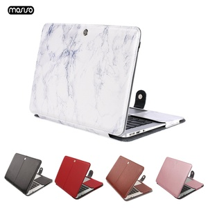 """MOSISO New PU Leather Case for Macbook Air 11 inch Model A1370/A1465 Laptop Case Cover for Apple Macbook 11.6"""" Notebook Sleeve"""