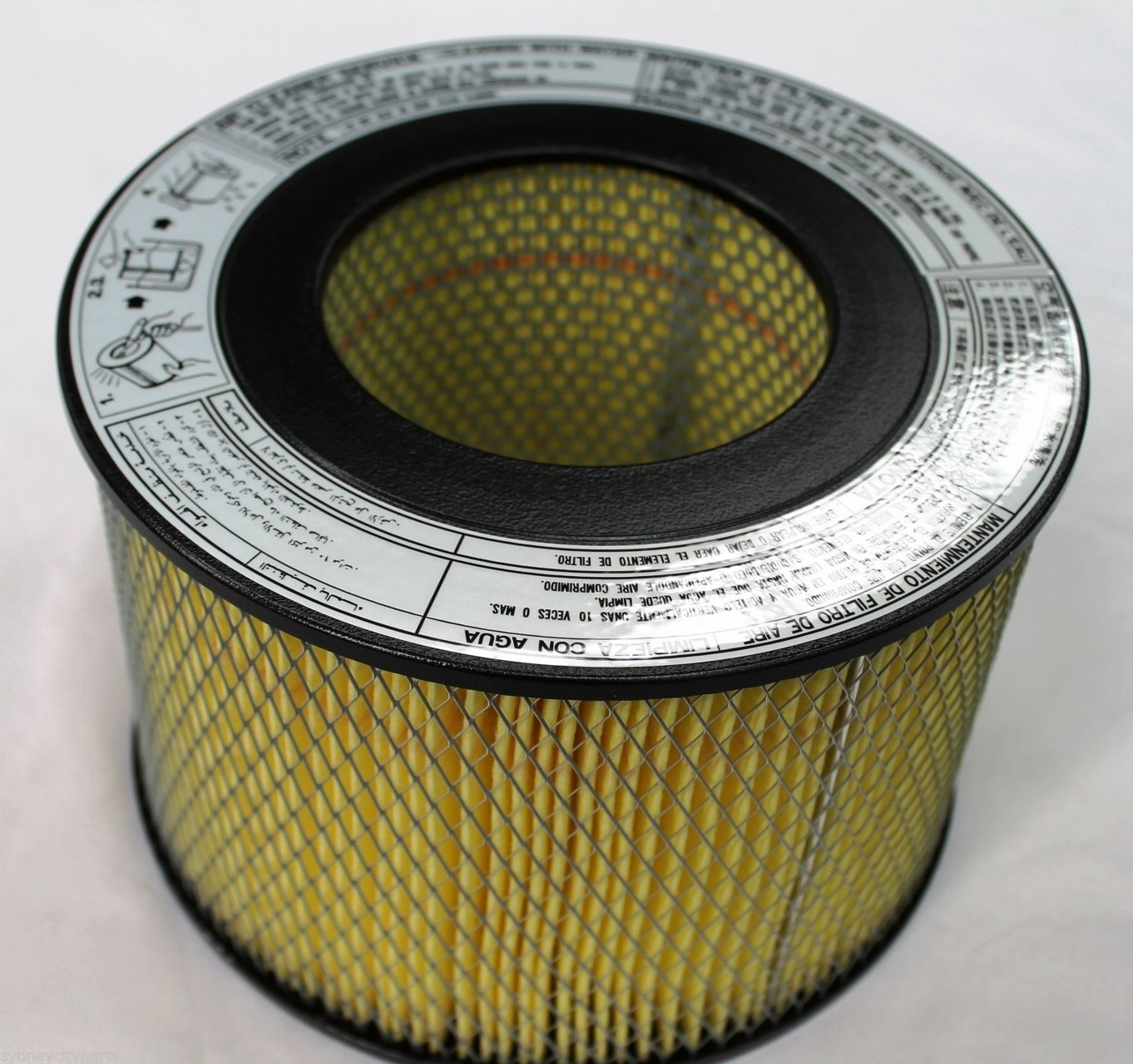 AIR FILTER FOR TOYOTA LANDCRUISER 60 70 80 SERIES 1986-2008 #17801-61030