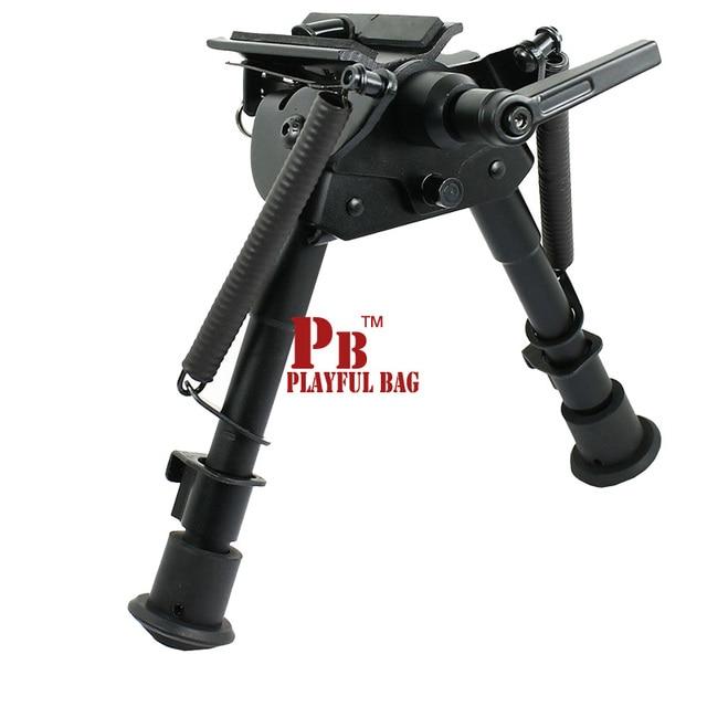 2018 new 6-9 inch telescopic pendulum head bracket support frame 20mm bracket tripod refitting accessories blaster nerfly