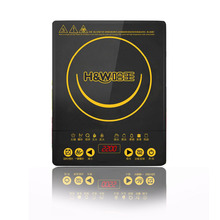 The whole network the lowest price of household induction cooker high power 2200w220V new waterproof panel durable