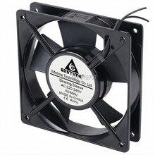 12025 AC 12cm 120mm sleeve bearing cooling fan high quality case fan 3pcs  free delivery fan for inverter fan 12x12x2 5cm 12cm 12025 e1225h24b 24 v 0 24 a