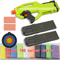Toy Sniper Rifle Nerf Gun Bullet Toy Gun Electric Soft Bullet Toy Gun Fo Children Boys
