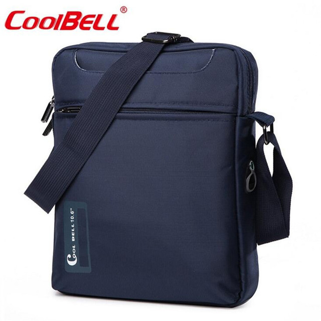 Coolbell 10 11 Inch Solid Waterproof Nylon Laptop Notebook Tablet Bag Bags Case Messenger Shoulder