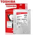 "TOSHIBA 2TB Internal HDD 2000GB Desktop PC Computer NVR CCTV Hard Drive Disk 3.5"" SATA3.0 7200RPM 64M Cache HD"