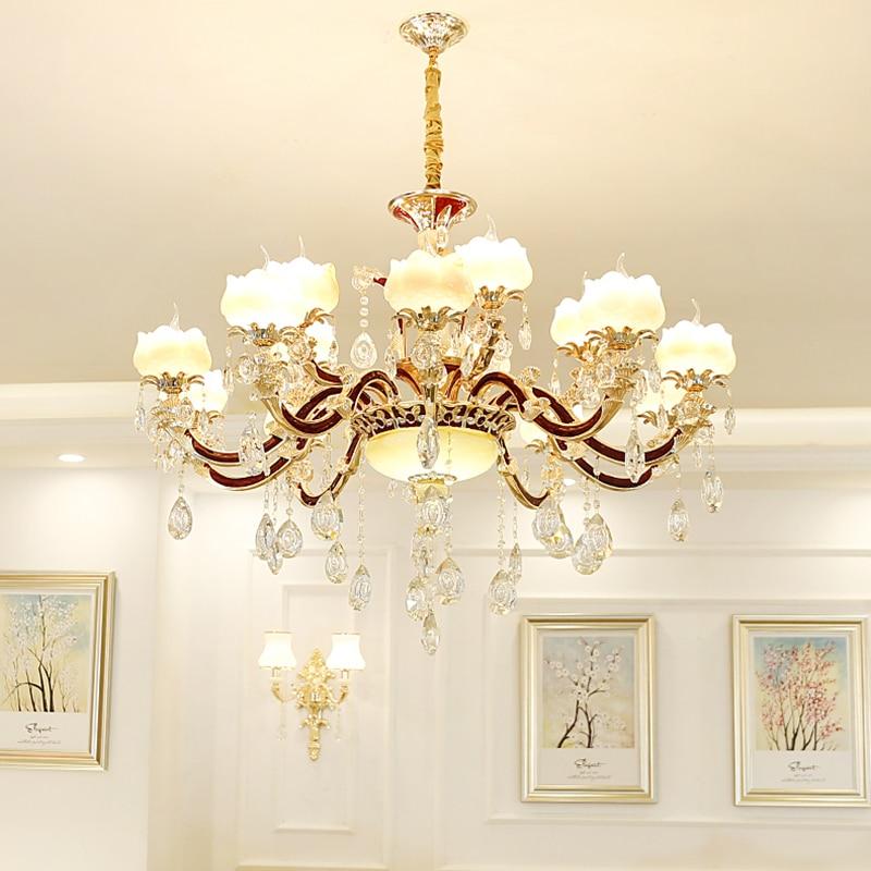 crystal Light Ceiling Lights For for living room bedroom led Crystal Ceiling Lamp Fixtures For Bedroom Home Lighting цена