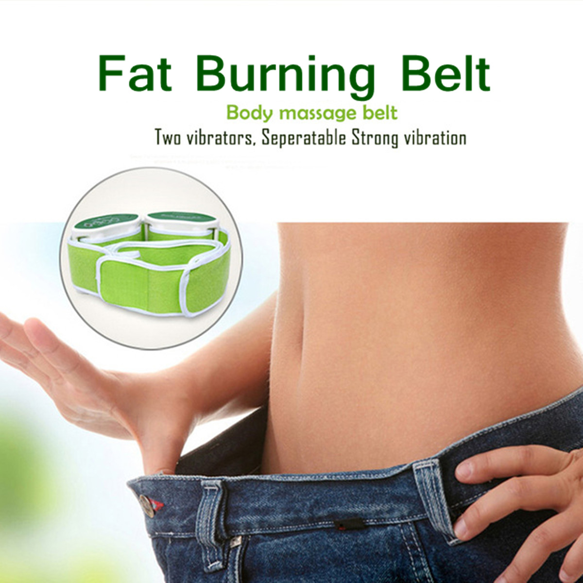 Electric Vibrating Sculpting Fat Burning Thin Waist Massager Slimming Belt Body ABS Fitness Detoxification Adjustment Compact 2015 redutores de medidas tv with the genuine chen tan teacher relief oil thin body fat doctor lotus leaf tea seven waist soup