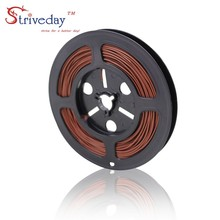 10 m/roll 32.8 ft UL 1007 20awg Stranded Wire Electrical line PCB Cable Line Airline Tinned Copper DIY